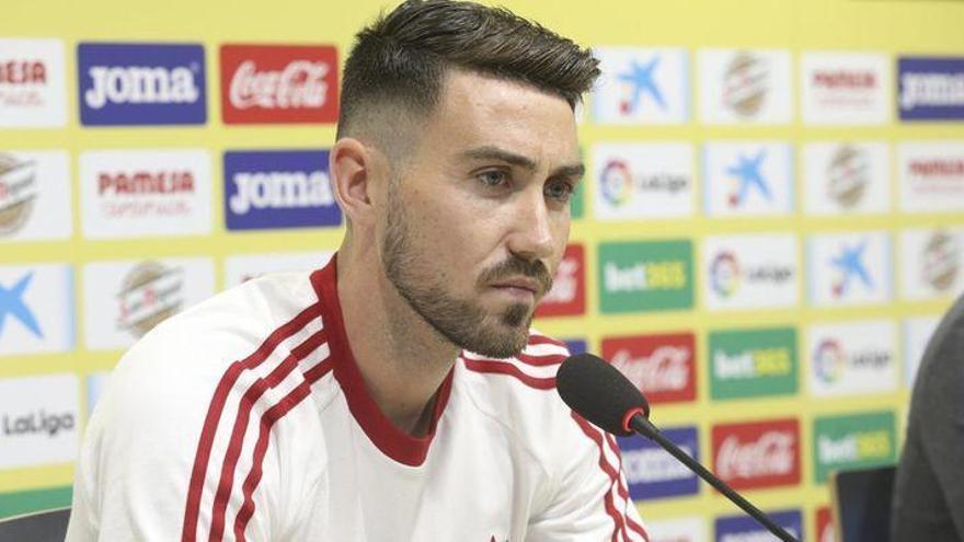 """Moi Gómez: """"Es vital ganar en Sevilla para cambiar esta dinámica"""""""