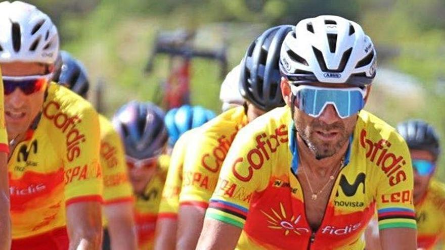 Horario y dónde ver la prueba en ruta del Mundial de Ciclismo