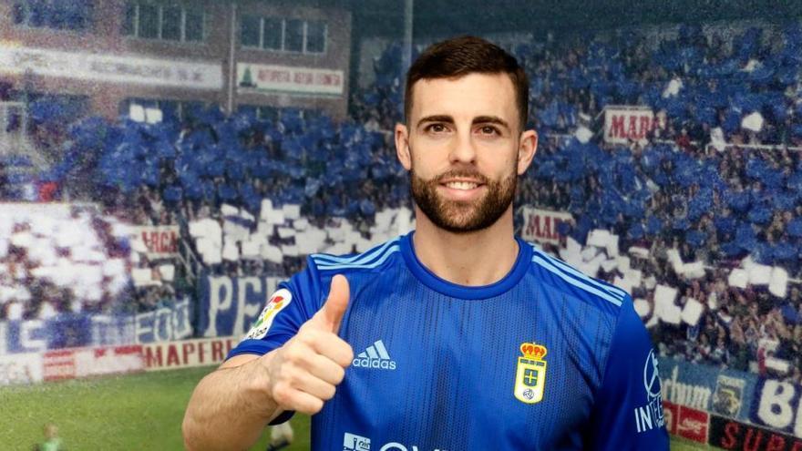 Rodri se estrenó ante el Tenerife y se suma a los goleadores del Oviedo