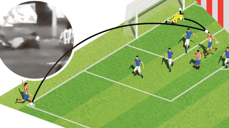 Un gol que vale un ascenso