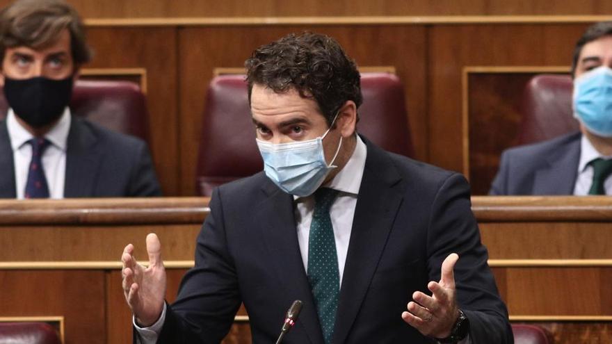 """El PP llevará a Europa la """"falta de imparcialidad"""" de la Fiscalía con Dolores Delgado"""