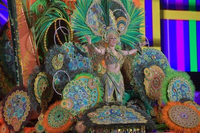 08-03-2020 SAN BARTOLOMÉ DE TIRAJANA. REINA CARNAVAL DE  MASPALOMAS. 4- Cristina Mola    Fotógrafo: ANDRES CRUZ    08/03/2020   Fotógrafo: Andrés Cruz