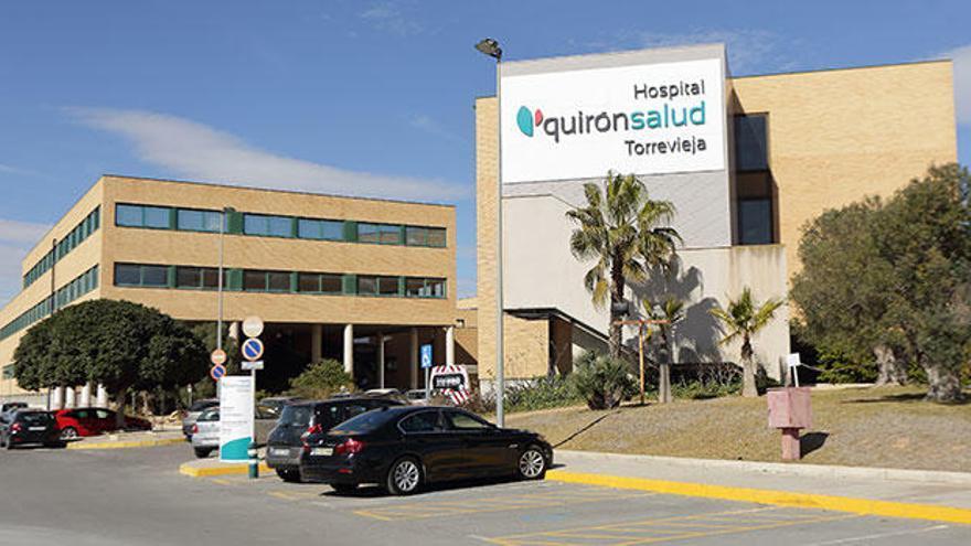 El Hospital Quirónsalud Torrevieja, entre los mejores de España según los Premios Hospitales TOP 20
