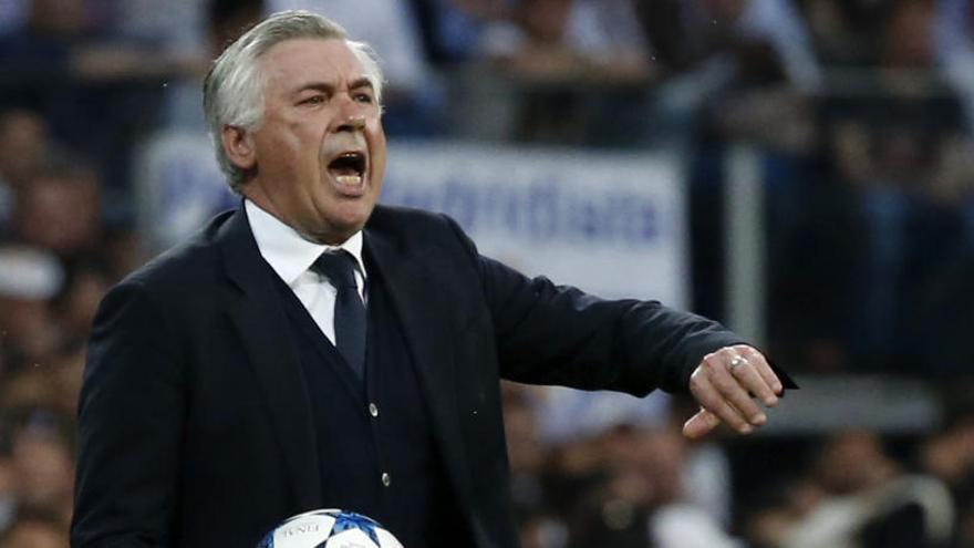 """Ancelotti: """"Hay que poner árbitros de más calidad"""""""
