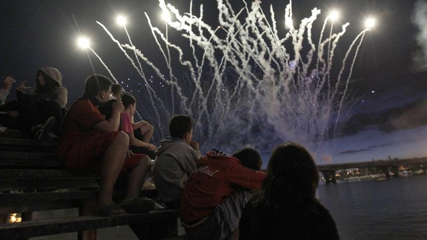 Los mejores lugares de Vigo para ver los Fuegos de Bouzas