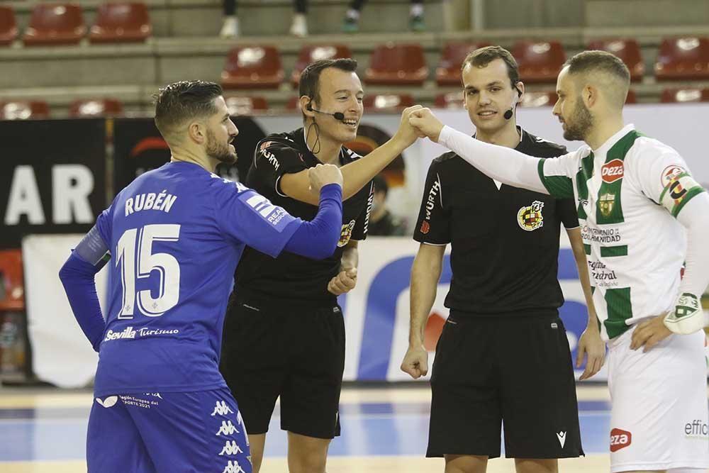 En imágenes el Futsal Córdoba Betis