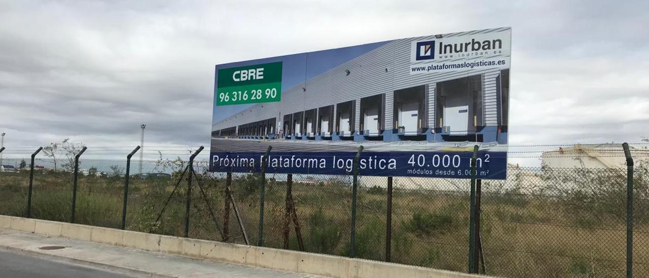 La promotora Inurban compra a CLH la última gran pastilla de suelo industrial de Albuixech