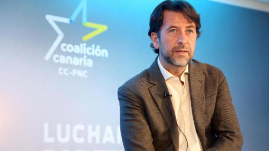 """CC afirma que el auto del TSJC supone un """"varapalo"""" para la política """"errática e improvisada"""" del PSOE"""