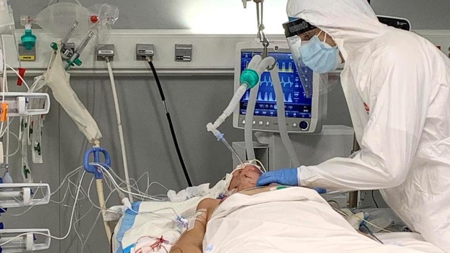 Sanidad notifica 40.285 nuevos contagios y 492 muertos en el último día