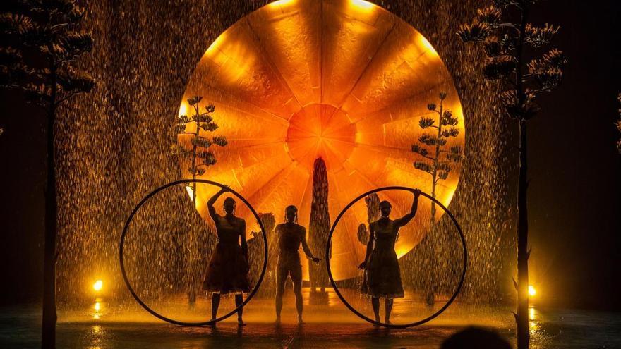 Revive el espectáculo gratis del Circo del Sol