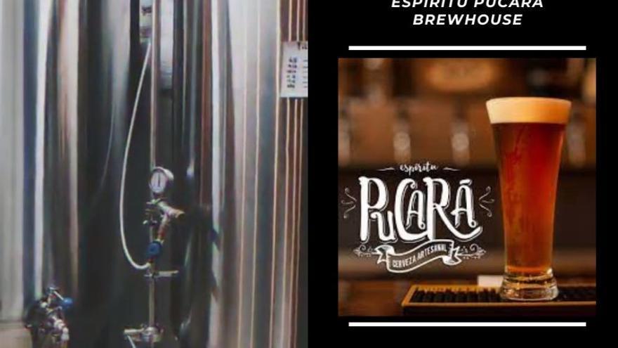 Disfruta la cerveza Espíritu Pucará en Santa Eulària