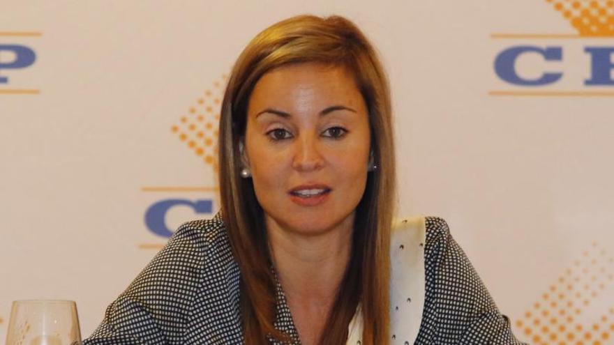 Verónica Martínez Barbero, nueva directora general de Trabajo