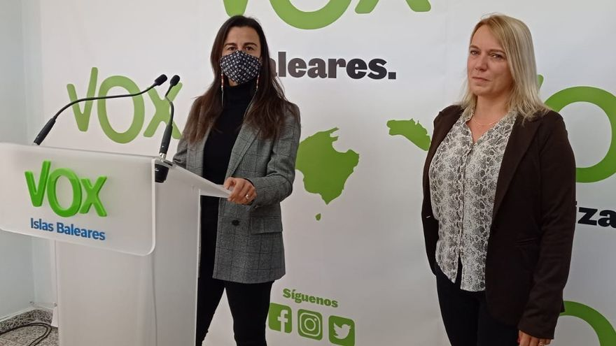 Montse Amat deja el Ayuntamiento para ocupar un cargo nacional en Vox