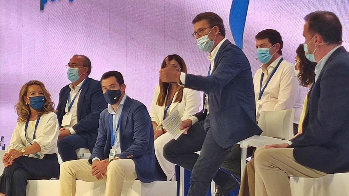 Mallada elogia a Núñez Feijóo en el congreso del PP de Galicia    LNE