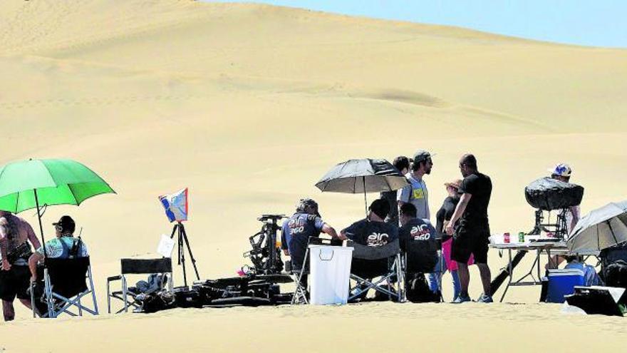 Montero: «Las ayudas al cine se arreglan seguro, estamos en ello»