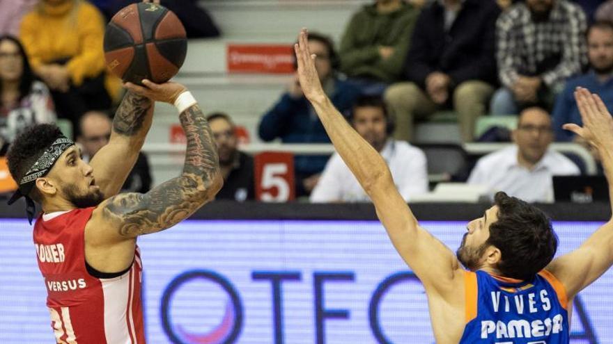 Derrota de infarto del Valencia Basket en Murcia
