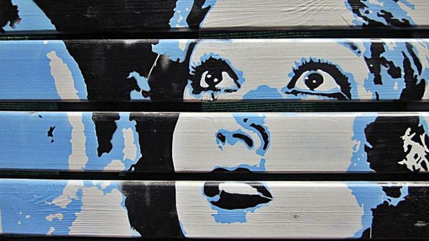 El Banksy de Oleiros
