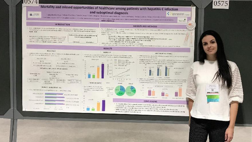 Un trabajo de investigación del HUC, premiado por el Congreso Americano para el estudio del hígado