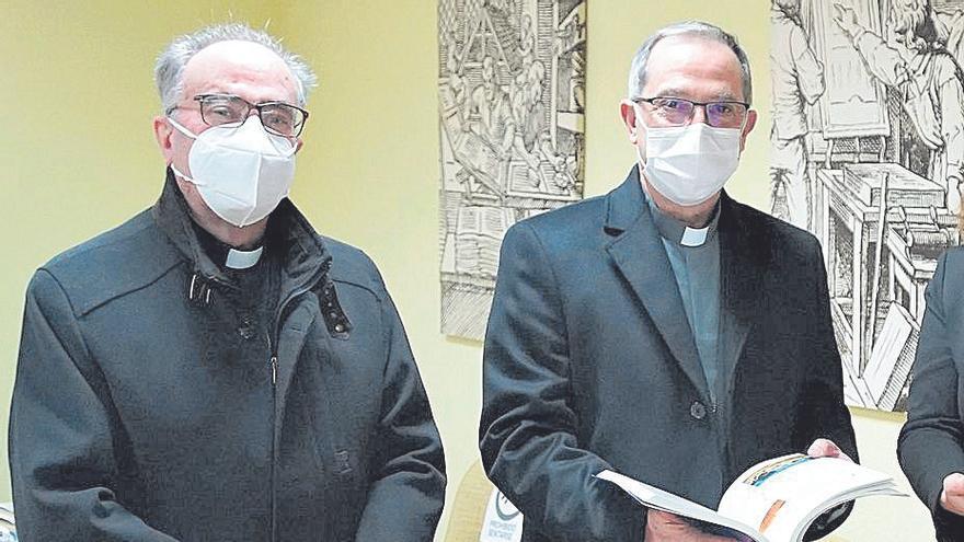 Valera renueva a su órgano de gobierno tras medio año al frente de la diócesis de Zamora
