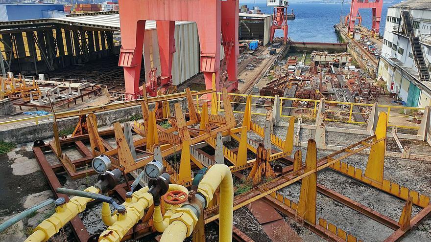 Argos se hace hoy con Vulcano tras pagar  3,5 millones por un astillero de futuro incierto