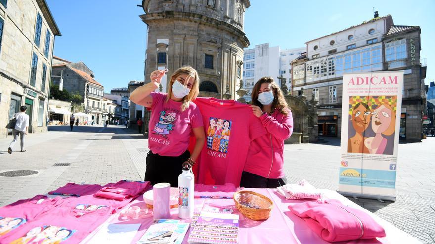 El área sanitaria mantuvo la cifra de 220 nuevas enfermas de cáncer de mama también en el año de la pandemia