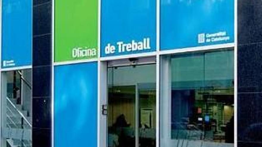 L'atur tanca en un 8,01% a Girona el tercer trimestre