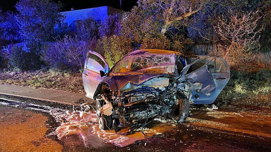 Baleares registra el doble de muertos en accidentes de tráfico que en 2020