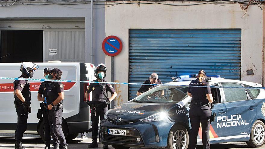 Arrestan al instigador del robo al anticuario de  61 años asfixiado en Russafa