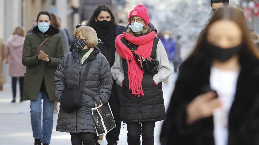 Las horas de frío se abonan al callejero