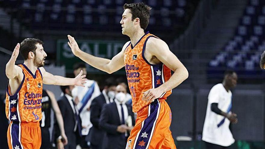 El Valencia Basket tiene en su mano el factor cancha