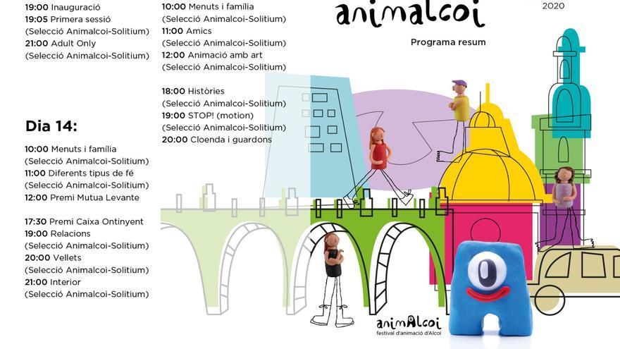 El festival Animalcoi emitirá 100 cortometrajes vía online
