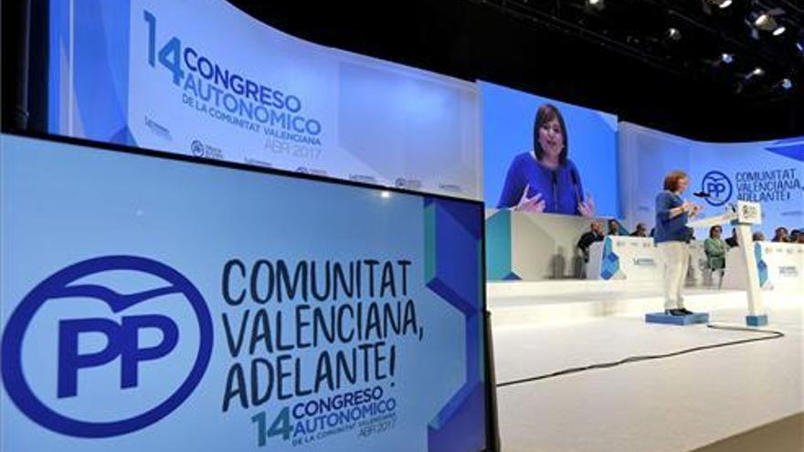 El PPCV vive uno de sus congresos más tranquilos