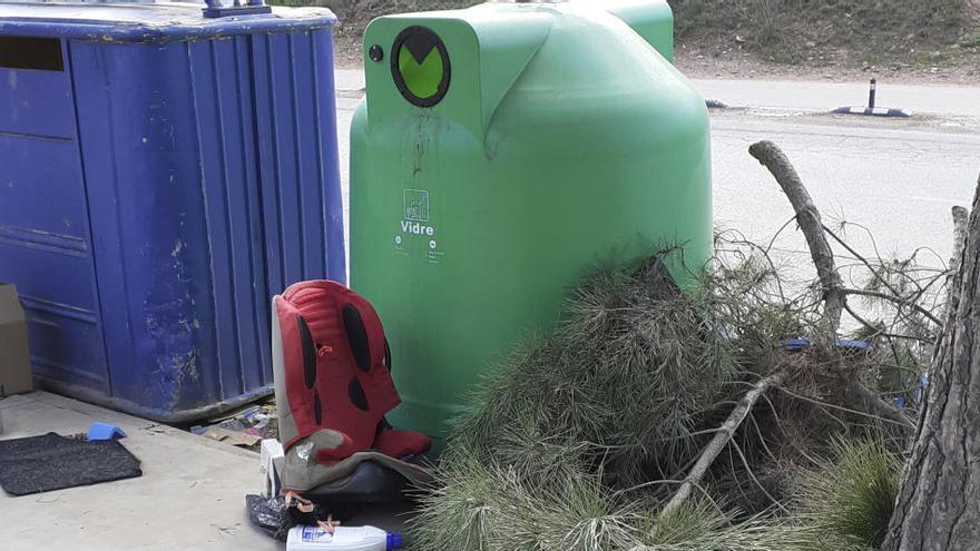 L'Ajuntament aprova la pròrroga del contracte de recollida de deixalles