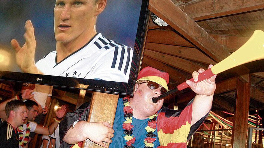 Mallorca-Deutsche sind bei der Fußball-EM eindeutig im Vorteil