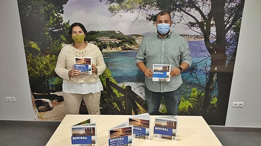Nuevos folletos turísticos en Benissa