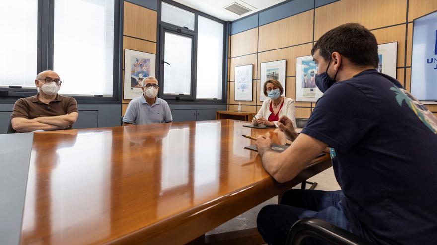 La UJI y la empresa Cuatroochenta crean una nueva Cátedra en la universidad de Castelló