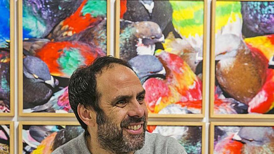 Ricardo Cases, la sencillez hecha arte