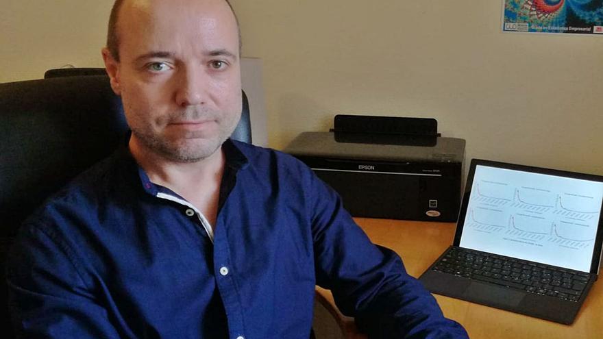 José Luis Sáinz-Pardo: «Hasta marzo el efecto de la vacuna va a ser despreciable en cuanto al número de contagios»