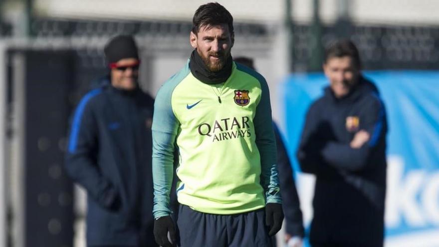 El Supremo revisará la condena a Messi tres días antes de enfrentarse al Real Madrid