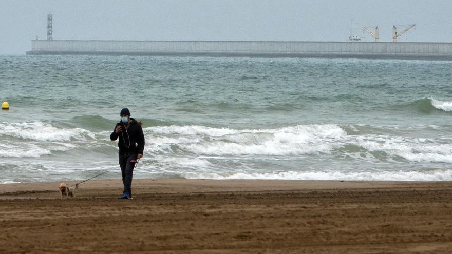El tiempo en València: nubes y bajada de temperaturas para este miércoles