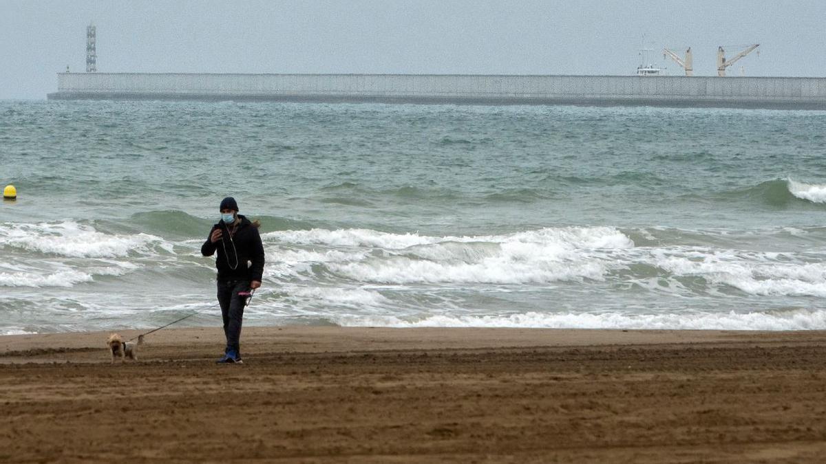 El tiempo en Valencia: nubes y bajada de temperaturas este miércoles