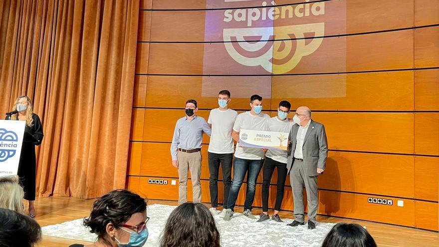 El IES Joanot Martorell de Elche destaca en los Premios Sapiència