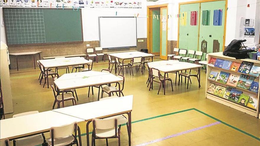 Los padres del Sanchis vacían las aulas de 3 años y piden más inglés