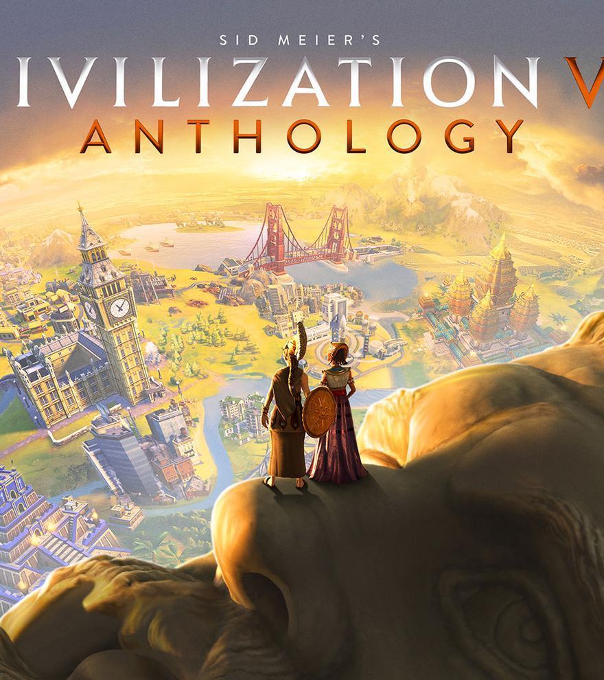 Civilization VI Anthology anticipa su lanzamiento para PC en formato digital
