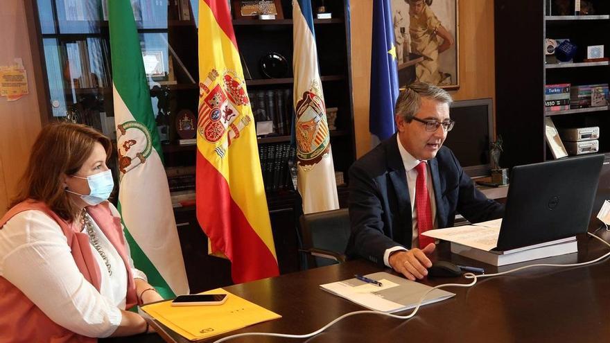 La Diputación y la UMA promocionan el interior de la provincia como una oportunidad para el empleo