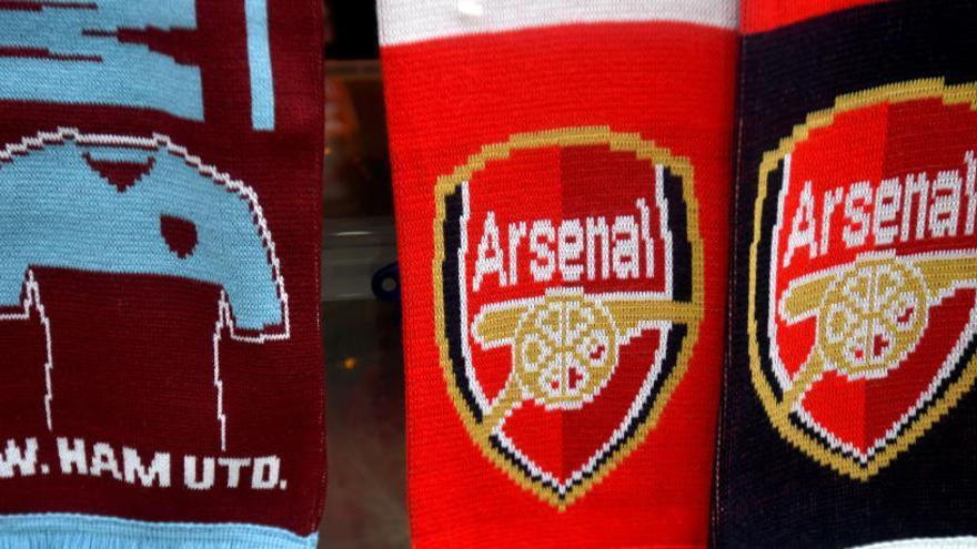 Horario y dónde ver el Arsenal - West Ham