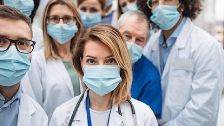 Se necesitan profesionales sanitarios en toda España