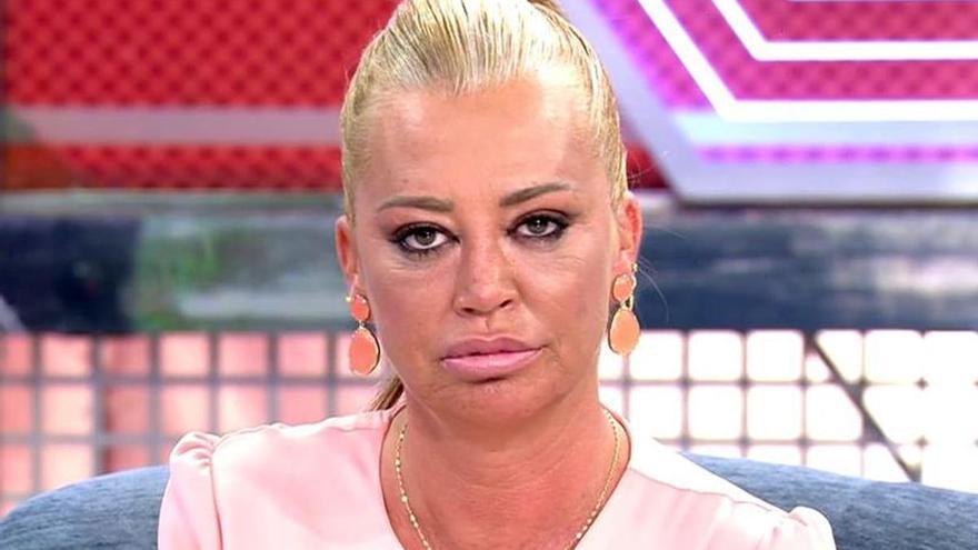Belén Esteban desvela la razón de su enfado con Anabel Pantoja