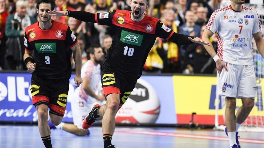 Alemania y Francia se convierten en los primeros semifinalistas