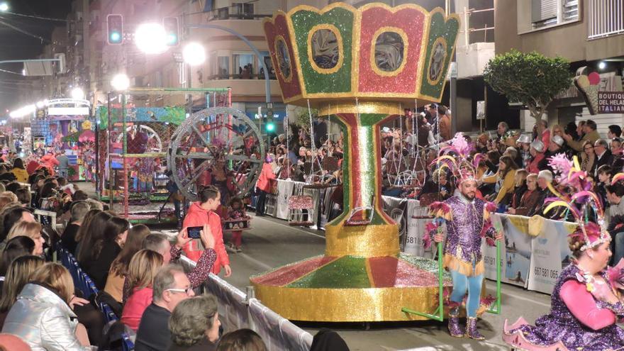 El Pizarrón, premio a lo Mejor del Carnaval de Águilas